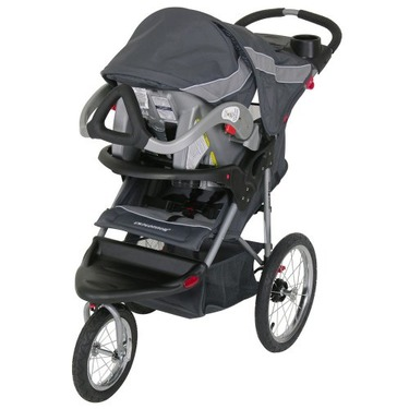 Baby Trend Jogger Travel System - Gray Mist