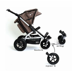 Trends For Kids Joggster X City Stroller, Red
