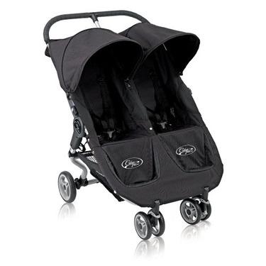 Baby Jogger City Micro Double Stroller - Black