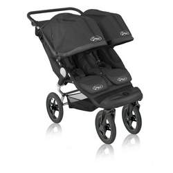 Baby Jogger City Elite Double Stroller, Black