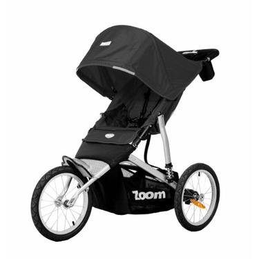 Joovy Zoom ATS Jogging Stroller, Black