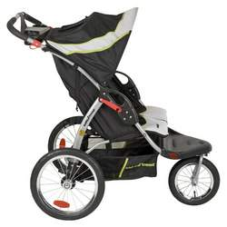 Baby Trend Expedition Double Jogger - Green Tea