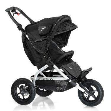 Trends For Kids Joggster X Sport Stroller, Black