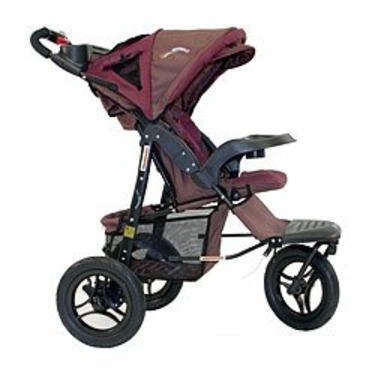 Urban Advantage Stroller in Chocolate Berry
