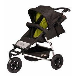 Mountain Buggy Swift Stroller in Lime