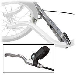 Chariot Carriers Inc Jogging Brake Kit 1.0 One Color, One Size