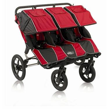 Baby Jogger Summit 360 Triple Stroller
