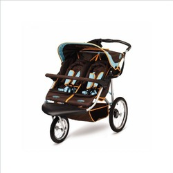 InSTEP Safari Double Stroller