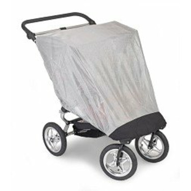 Baby Jogger Q-Series Triple Bug Canopy - 3 Panel Sun