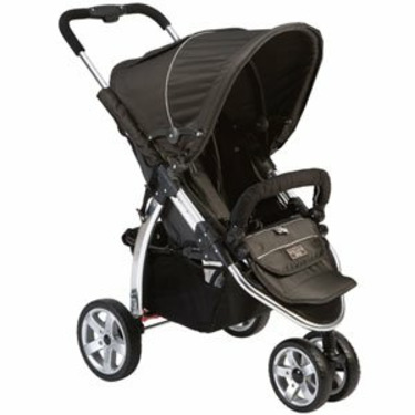 Valco Latitude Single Stroller - Licorice