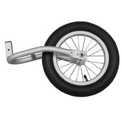Joovy Cocoon Fixed Jogging Wheel, Aluminum