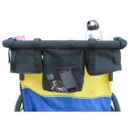 Booyah Bike Trailer Universal Stroller Organizer