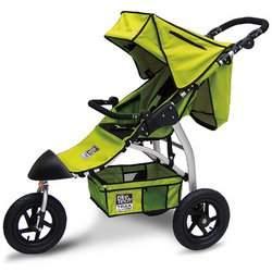 Tike Tech Single Trax360 Stroller - Lime Green
