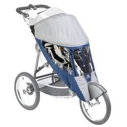 Kelty KIDS Weather Shield for Kelty Swivel Deluxe Stroller (Silver)