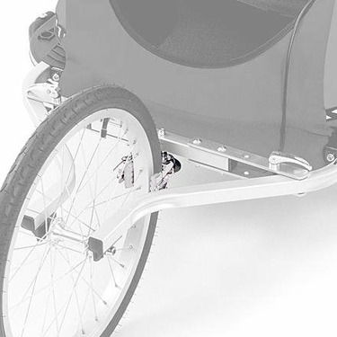 Chariot Carriers Inc Jogging Brake Kit 2.0 Cougar 1/CX1, One Size