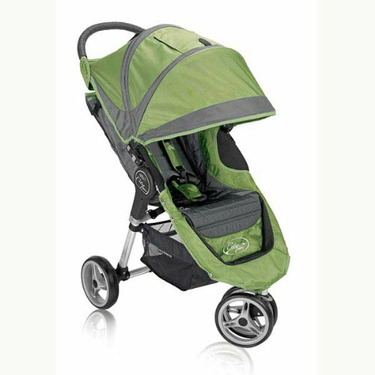 Baby Jogger City Mini Single Green