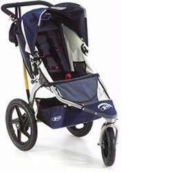 BOB ST0751 Revolution Jogging Stroller in Navy Blue