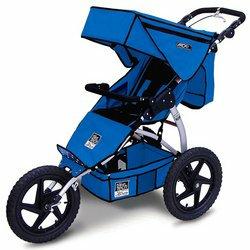 Tike Tech ATX Jogger Stroller- Pacific Blue