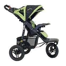 Urban Advantage Stroller in Leaf Green
