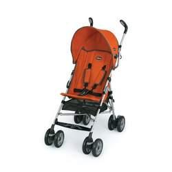 Chicco Ct0.6 Capri Lightweight Stroller, Tangerine