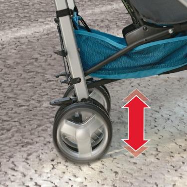 Chicco Liteway Stroller, Fuego