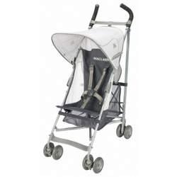 Maclaren Volo Stroller, Charcoal Silver Frame