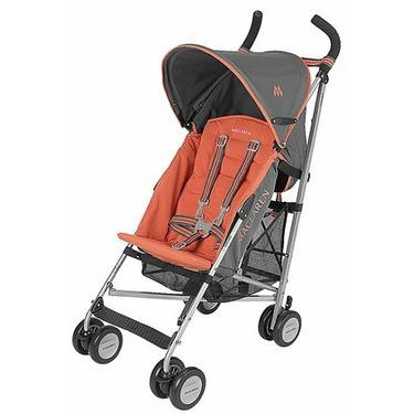 Maclaren 2010 Triumph Stroller Orange/Charcoal