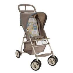 Cosco Deluxe Comfort Ride Lightweight Stroller, Wild Adventure