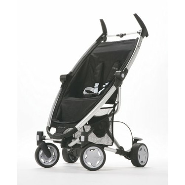 Quinny Zapp, 2009/2010, 4 Wheel, Stroller, Black