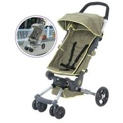 Summer Infant Quick Smart Easy Fold Stroller With Weathershield Pesto