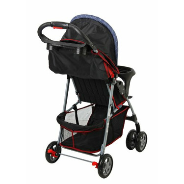 Dream On Me Dream On Me Featherlight Stroller, Red