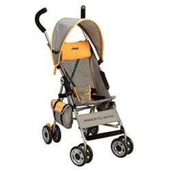 Jeep Wrangler Sport All-Weather Umbrella Stroller