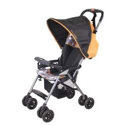 Combi Flare Lightweight Stroller, Papaya