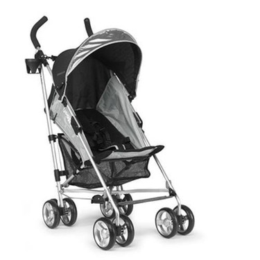 UPPAbaby G-Luxe Stroller, Black/Jake