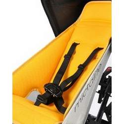 Micralite Fastfold Superlite Seat Liner - Yellow