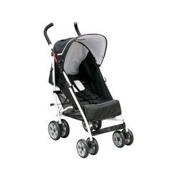 Delta Urban Street Stroller LX, Black