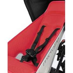 Micralite Fastfold Superlite Seat Liner - Red