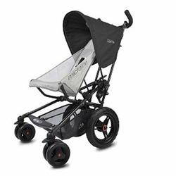 Micralite FastFold Superlite Stroller in Black