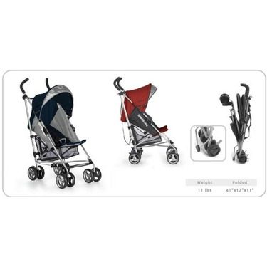 UPPAbaby G-Luxe Baby Child GLuxe Umbrella Stroller