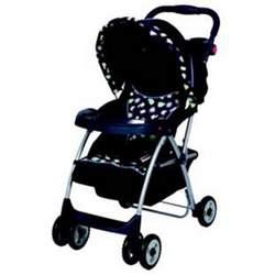 Delta Zoo Loos Upright Lightweight Stroller