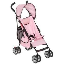 Delta Deluxe Reclining Umbrella Stroller - Pink