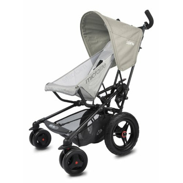 Micralite FastFold Superlite Stroller in Grey