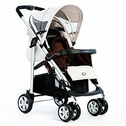 Waltz Single Stroller in Coconut Waves