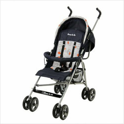 Dream On Me The Family Collection Lightweight Stroller, Orange