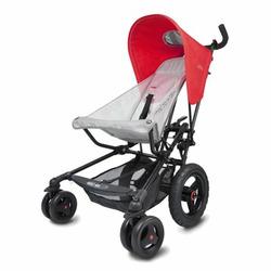 Micralite FastFold Superlite Stroller in Red