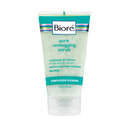 Biore Pore Unclogging Scrub