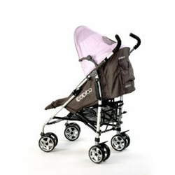 Keekaroo Karoo Lightweight Child Stroller - Crimson Red