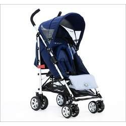 Twist Light-Weight Stroller in Blueberry Waves