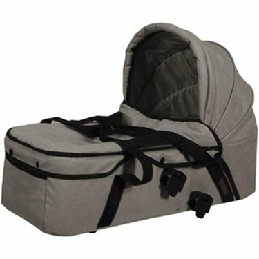 Mountain Buggy carrycot - swift - Flint gray black