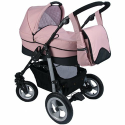 Walkabye Terrani - Infant to Toddler Package (Pink Rose)